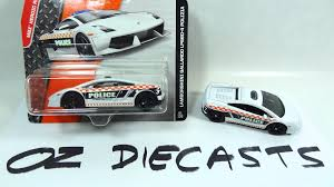 matchbox lamborghini lm002 2015 matchbox lamborghini gallardo lp560 4 polizia review youtube