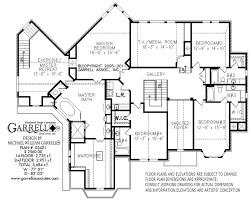 house plans with media room flemish manor house plan house plans by garrell associates inc