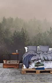 Whimsical Bedroom Ideas by Whimsical Master Bedrooms With Forest Wallpaper U2013 Master Bedroom Ideas