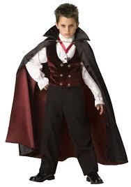 kid u0027s count vampire costume boys vampire halloween costumes