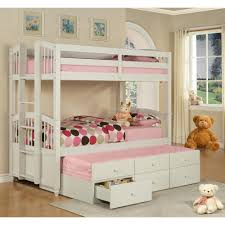 bunk beds bunk bed stairs drawers image of twin over full with