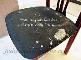 vinyl chair covers tips how to protect your dining table and chairs from kids