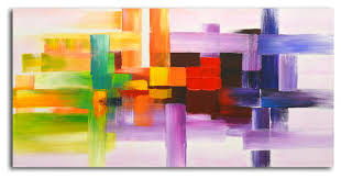 derivitives of color original painting on canvas