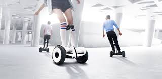 Compact Design This Mini Segway Hopes To Take Off With Its Affordable Price Tag