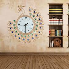 popular peacock wall clock buy cheap peacock wall clock lots from popular peacock wall clock buy cheap peacock wall clock lots from china peacock wall clock suppliers on aliexpress com