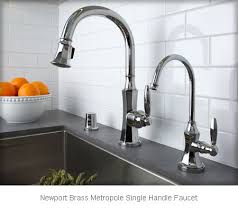 newport brass kitchen faucets kitchen faucets frank webb home