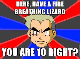 Professor Oak Meme - professor oak meme pokémon amino