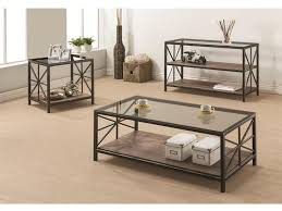 Glass Coffee Table Set Brilliant Rustic Glass Coffee Table Rustic Wood Coffee Table With