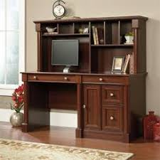 Sauder Palladia Armoire Cherry Sauder Palladia Executive Desk Select Cherry Finish