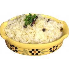 cuisiner la choucroute crue choucroute crue artisanale bio alsace saveurs