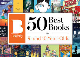 year books the 50 best books for 9 and 10 year olds brightly