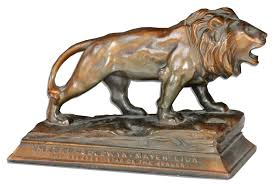 metal lion sculpture mgm sculpture the iconic metro goldwyn mayer lion mgm metal