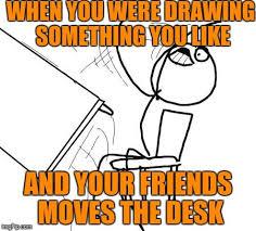 Flip Desk Meme - flipping table emoji iphone new blog wallpapers