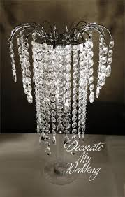 Crystal Vases For Centerpieces Decorate My Wedding Crystal Centerpiece Stand Alexandra