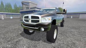 wide stance jeep dodge ram 3500 2007 wide stance v1 2 for farming simulator 2015