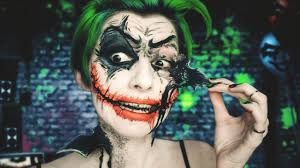 joker vs batman maquillaje joker makeup fx arkham kinght
