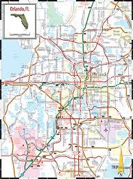 Pdf Maps Orlando Map