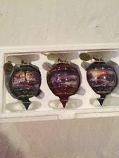 bradford exchange disney princesses heirloom porcelain ornament
