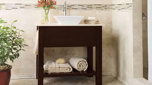 Contemporary Bathroom Vanity by Contemporary Bathroom Vanity In Dark Cherry Omega