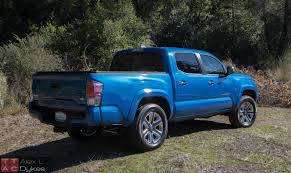 toyota limited 2016 toyota tacoma limited review u2013 off road taco truck video