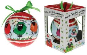 wacky woollies collection ornaments pens notebooks magnets