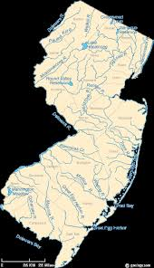 New Jersey rivers images Index of nj maps gif