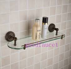 wholesale retail antique bronze wall mount bathroom shower caddy