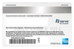 serve prepaid card american express launches all new digital payments platform to