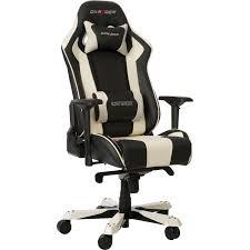 siege dxracer dxracer king ks06 blanc fauteuil gamer dxracer sur ldlc com
