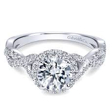 gabriel and co wedding bands wedding rings halo mindyourbiz us