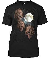 Three Wolf Shirt Meme - three laura scream moon three wolf moon know your meme