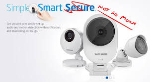 Vidga Hacks by New Samsung Security Camera Hacks Show Yet Again Why It U0027s