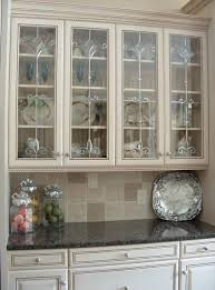 glass kitchen cabinets ideas ideas on installing the best frosted glass cabinets in your
