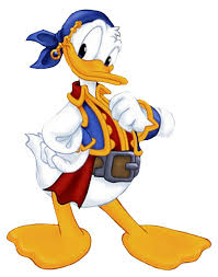 pirate donald duck mickey u0027s pals clipart declan