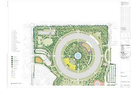 apple campus 2 site plan and landscaping page 16 9to5mac