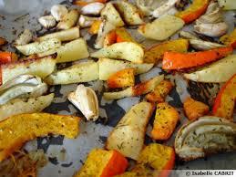 cuisiner les l馮umes d hiver légumes d hiver rôtis recette de cuisine