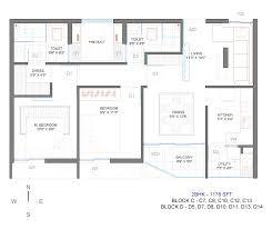 grand project capitol 2 3 bhk flats u0026 duplex apartments floorplans