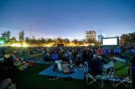 in the park los angeles venues showtimes