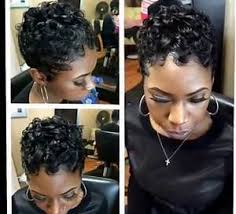 how to do pin curls on black women s hair pin curl finger wave short cut mowhawk black women yahoo search