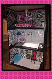Monster High Doll House Furniture Best 25 Monster High House Ideas On Pinterest Monster High