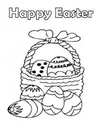fun easter activities coloring pages kids