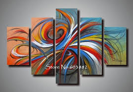 abstract handmade painting modern contemporary 100 handmade discount canvas wall canvas modern abstract