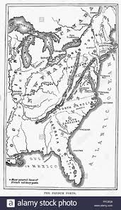 13 Original Colonies Map Blank by Maps And The Beginnings Of Colonial North America Digital From