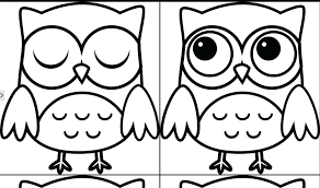 Coloring Pages Halloween Skeleton Cute Owl Pictures Of Owls Best Coloring Pages Owl