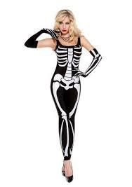 womens skeleton jumpsuit skeleton jumpsuit costume 51 99 the costume land