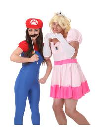 Mario Luigi Halloween Costumes Couples Halloween Costumes Halloweencostumes