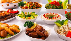 lebanese cuisine 50 lebanese cuisine the menu for two from tal el amar joun