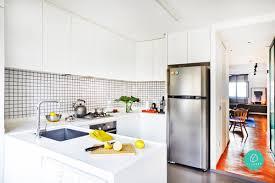 10 homes that don u0027t look like hdb renovation budget kitchens
