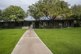 the renovated 1962 scottsdale home of liza and dan santy arizona
