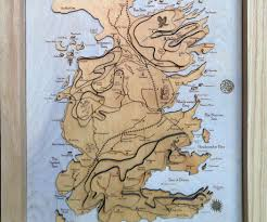 Map Westeros I Made A 3d Topographic Map Of Westeros From Game Of Thrones 7